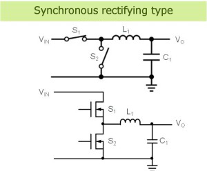 Differences between Synchronous and Nonsynchronous Rectifying DC/DC Conversion